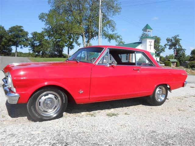 Picture of 1965 Chevrolet Nova located in West Line Missouri - $24,900.00 Offered by  - QIXG