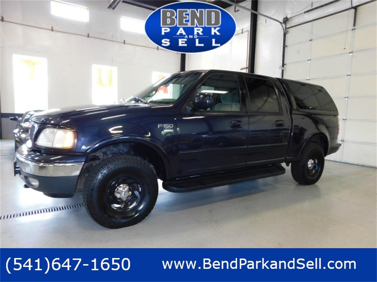 Large Picture of '01 Ford F150 located in Bend Oregon Offered by Bend Park And Sell - QIXL