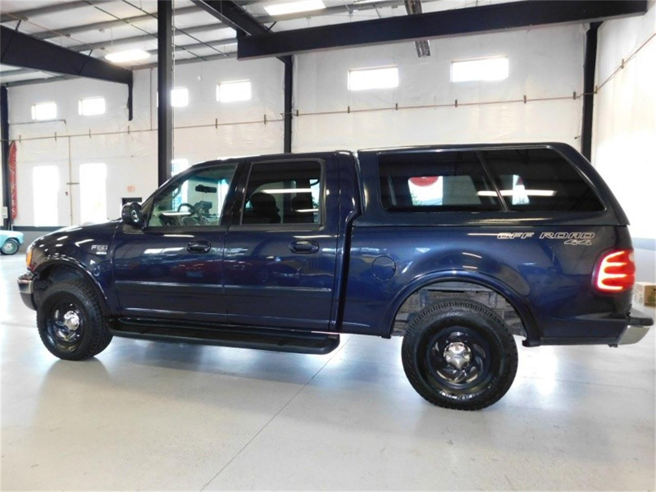 Large Picture of 2001 Ford F150 located in Bend Oregon - QIXL