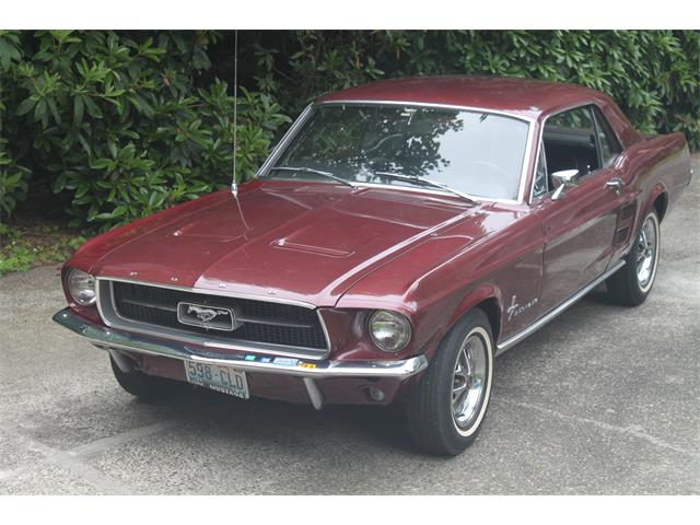 Picture of '67 Mustang - QD4S
