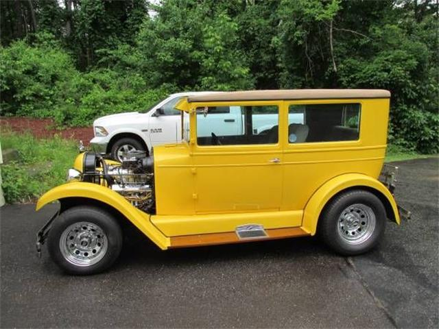 Picture of Classic '28 Willys-Overland Jeepster located in Cadillac Michigan - QIYK