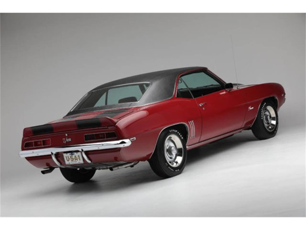 Large Picture of '69 Camaro Z28 - QDNV