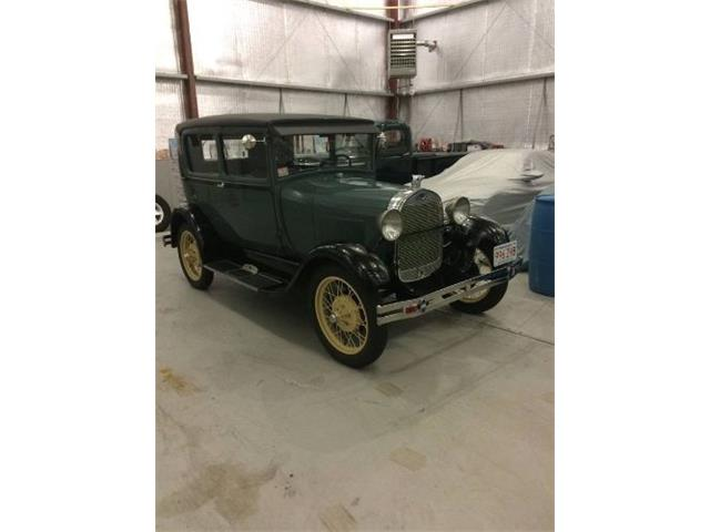 Picture of '29 Model A located in Michigan - $23,495.00 - QIZ2