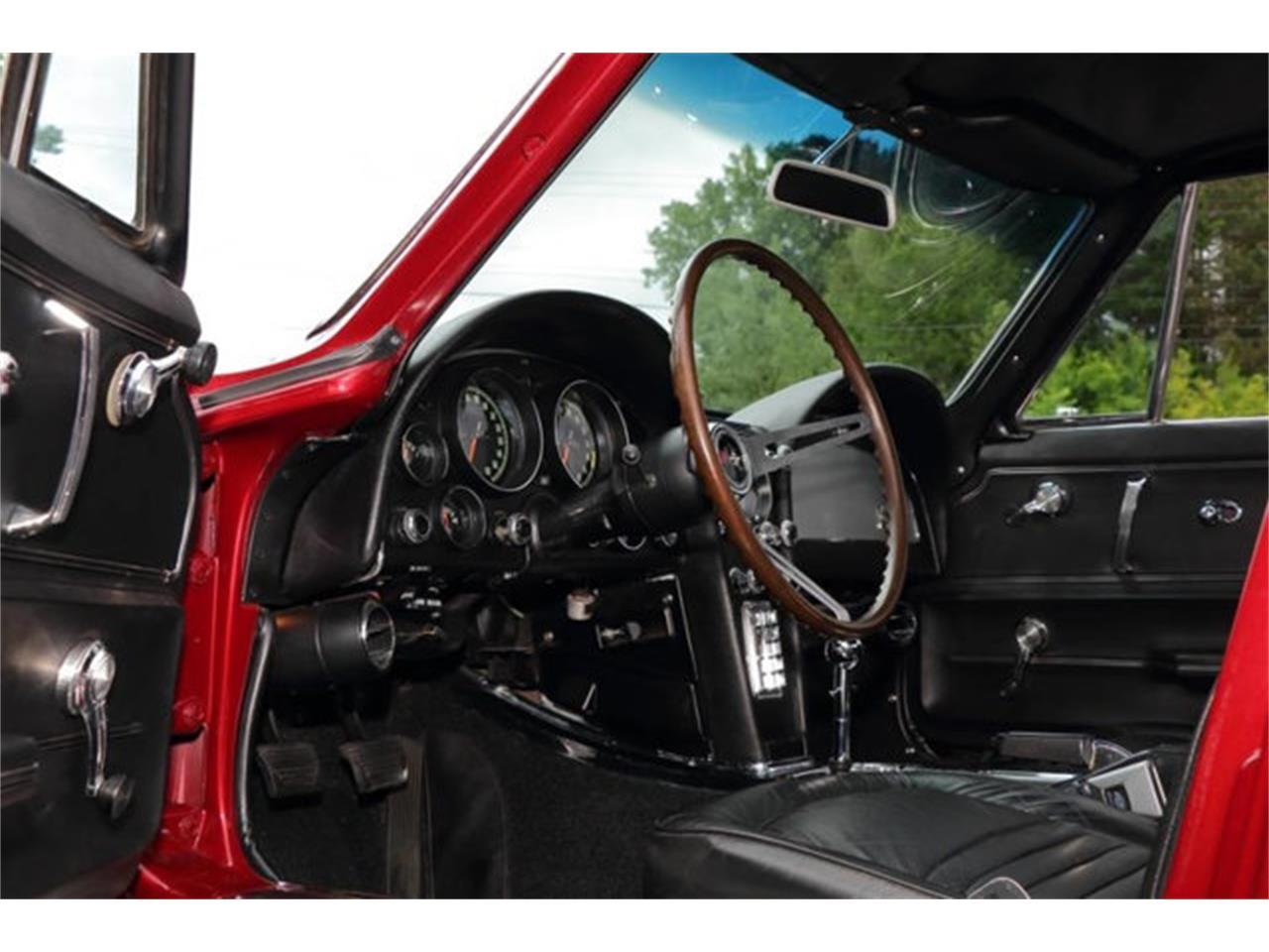 Large Picture of '67 Corvette - QDNX