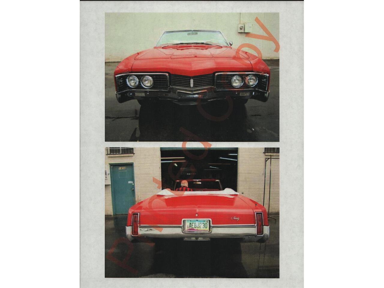 Large Picture of 1967 Oldsmobile 98 - QIZI