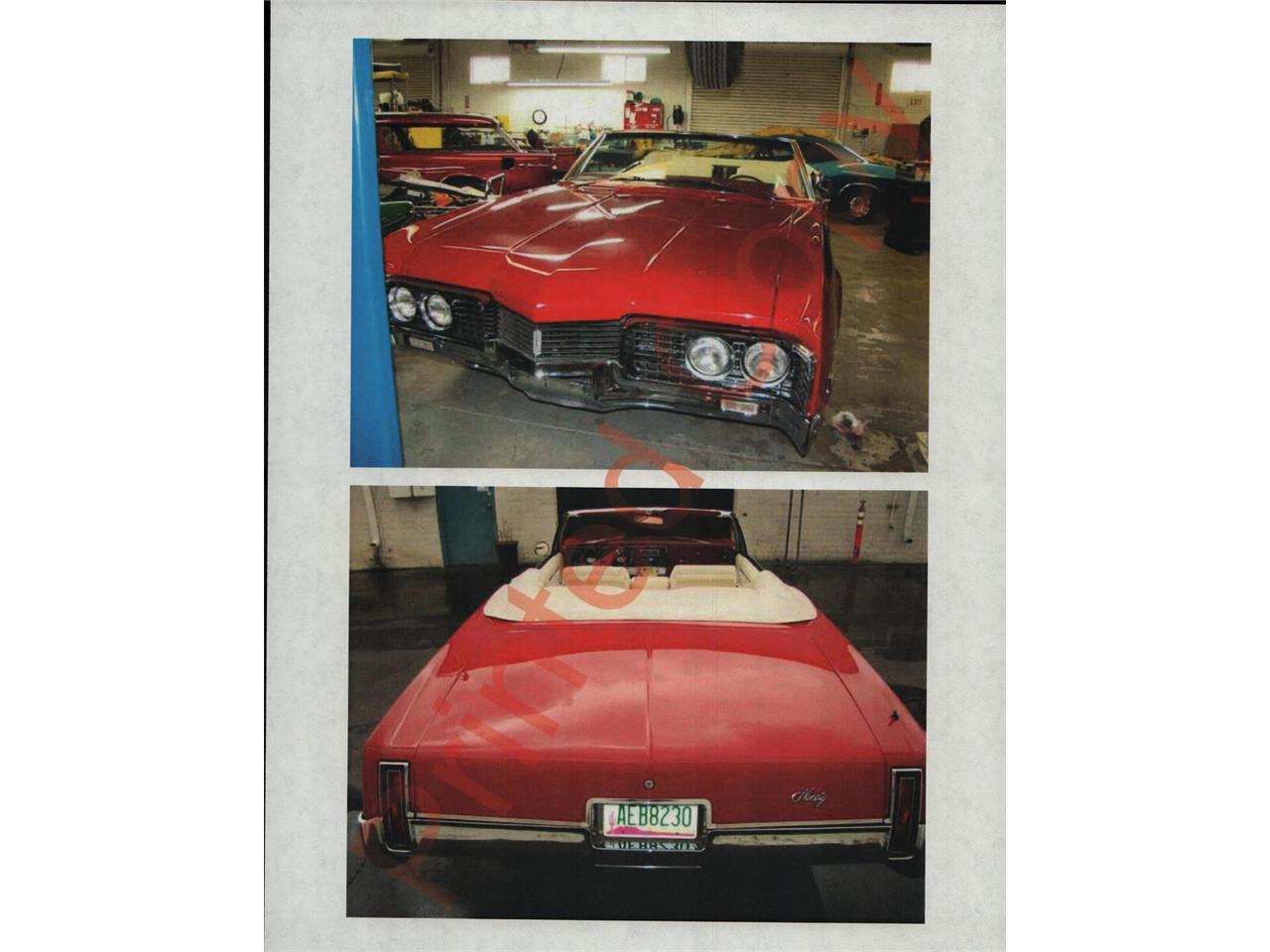 Large Picture of Classic '67 Oldsmobile 98 - $28,500.00 - QIZI