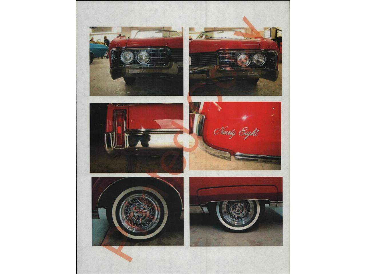 Large Picture of Classic '67 98 located in GILBERT Arizona - $28,500.00 - QIZI