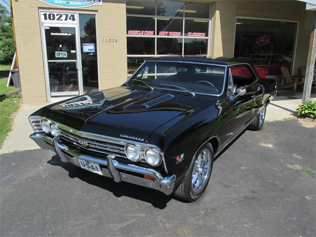 Picture of '67 Chevelle SS - QIZQ