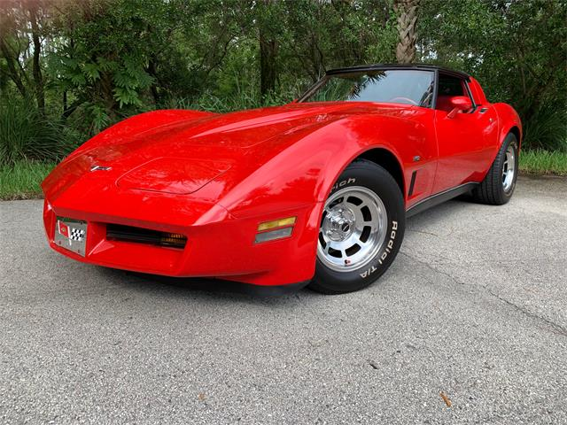 Picture of '80 Corvette - QJ02