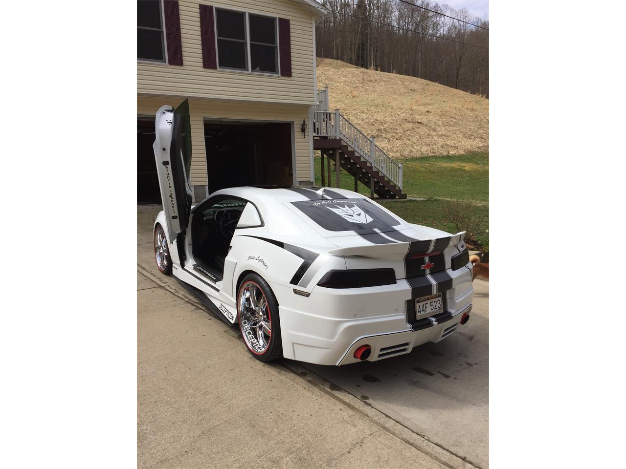 Large Picture of '14 Camaro SS - QJ09
