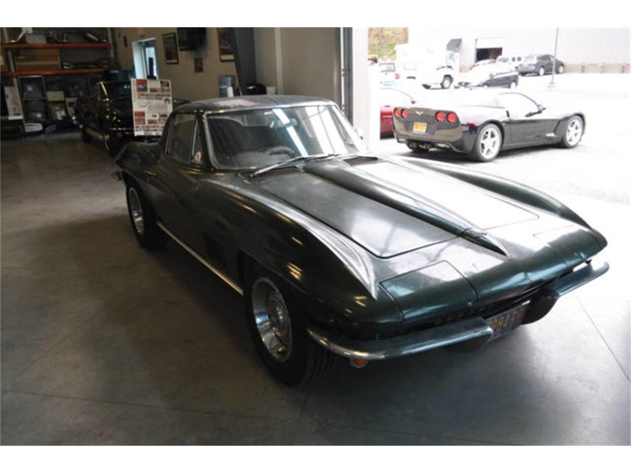 Large Picture of '67 Corvette - QDO1