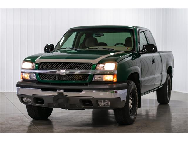 Picture of '03 Silverado - QJ0I