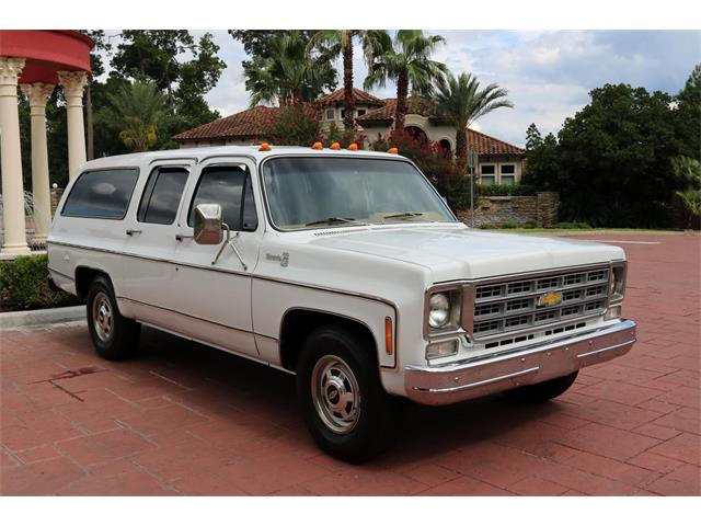 Picture of '78 Suburban - QJ0N