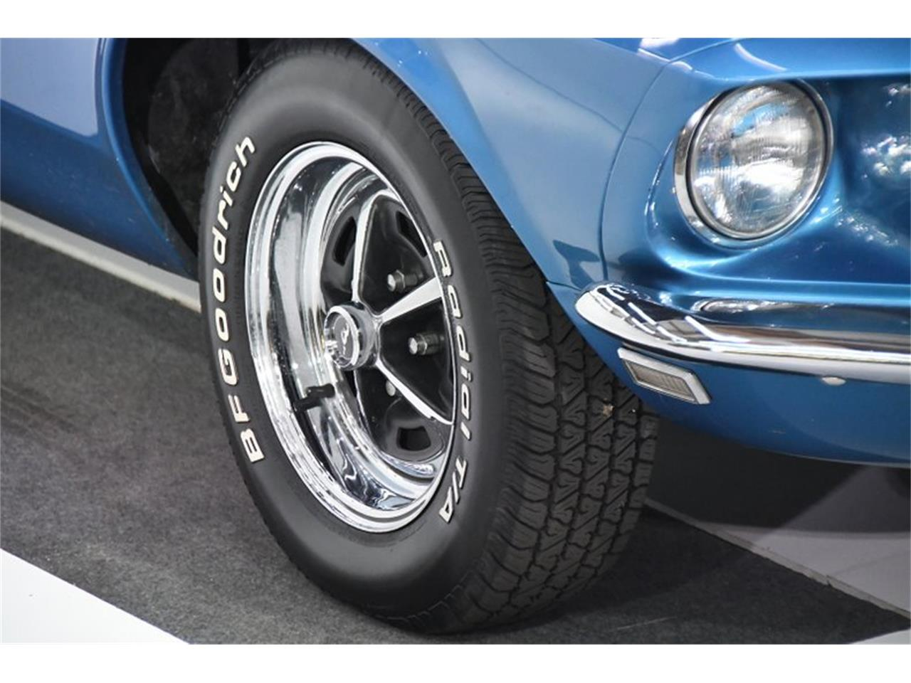 Large Picture of '69 Mustang - QJ0T