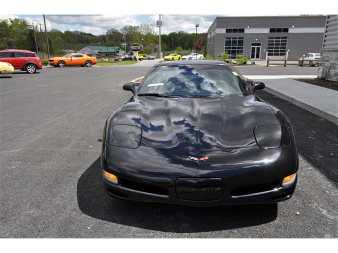 Large Picture of '97 Corvette located in New York Offered by Prestige Motor Car Co. - QDO3