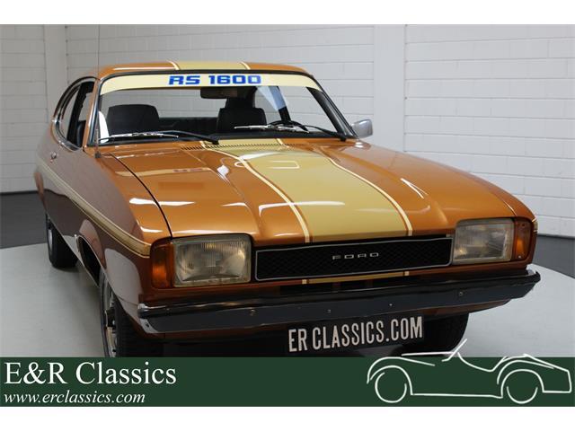 Picture of 1974 Ford Capri - $12,350.00 - QJ0U