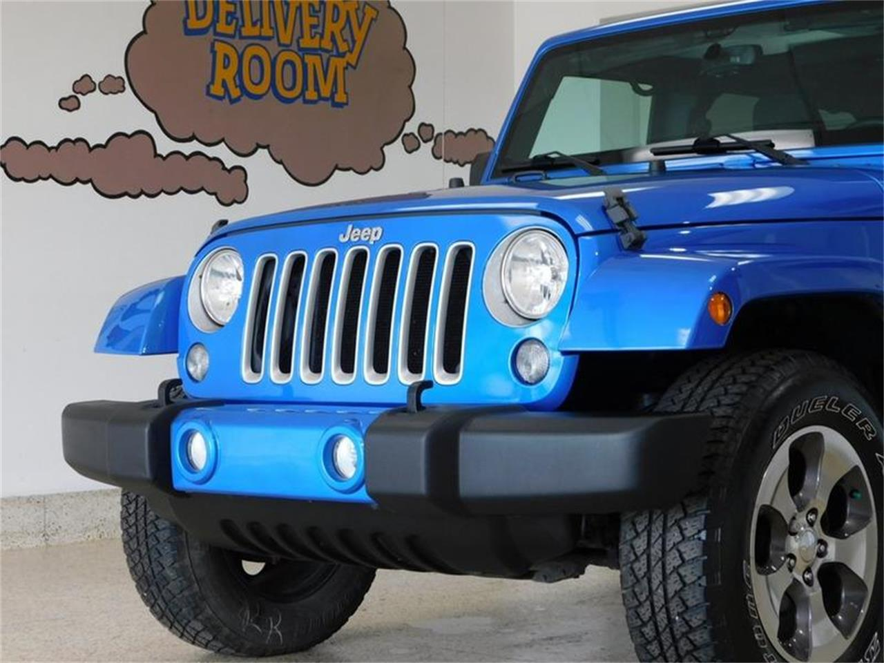 Large Picture of '16 Wrangler - QJ0W