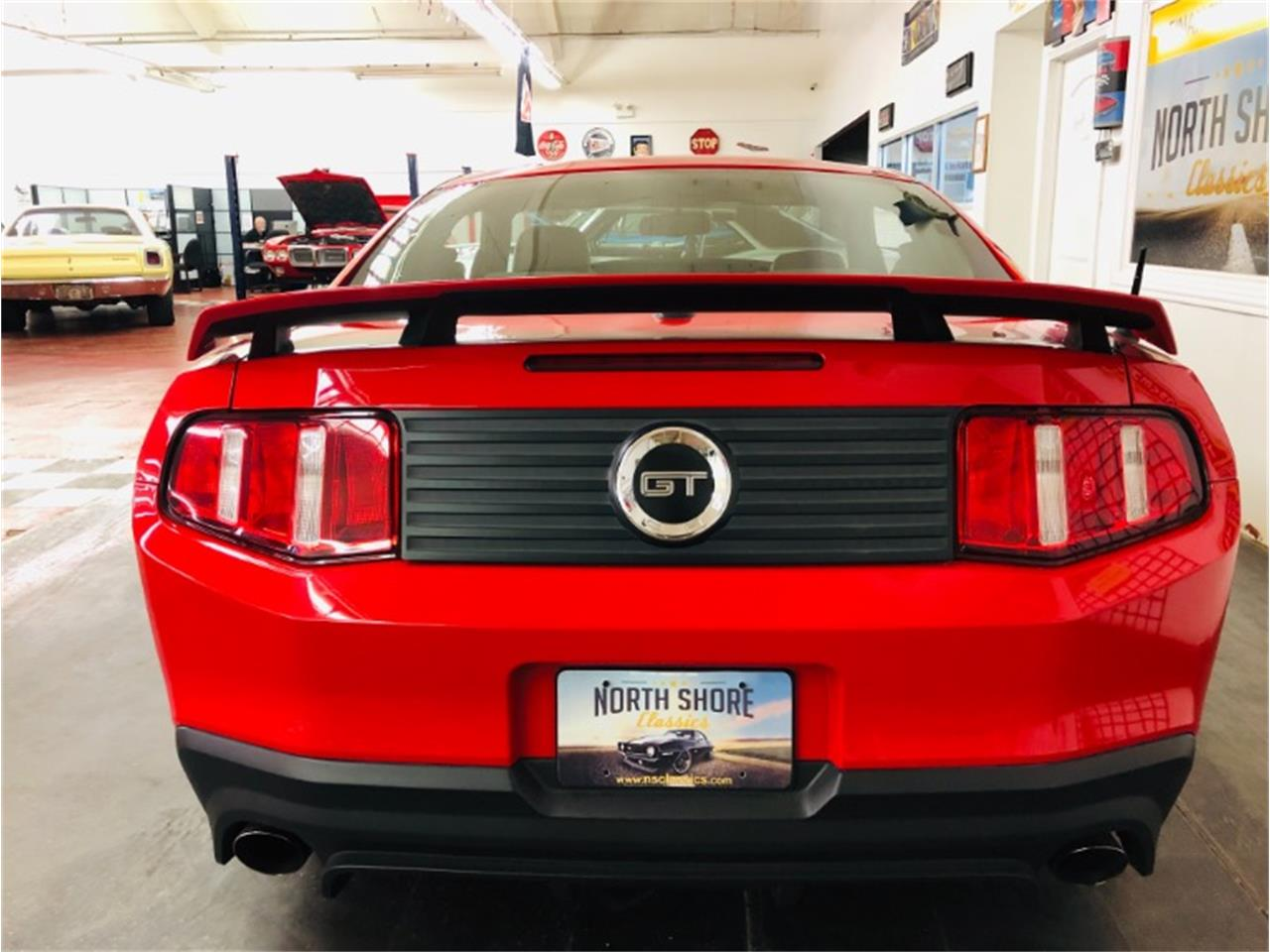 Large Picture of '10 Mustang - QJ15