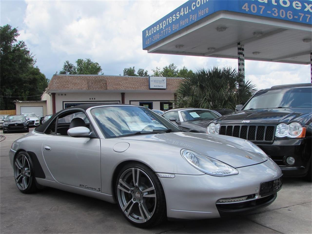 Large Picture of '00 911 Carrera - QJ1S