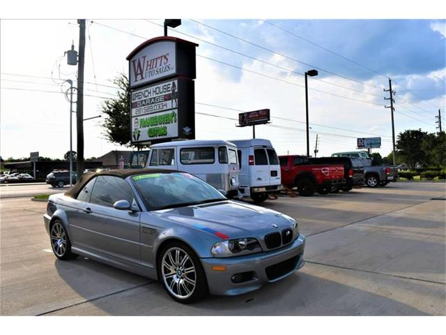 Picture of 2005 BMW M3 located in Houston Texas - $13,000.00 Offered by  - QJ24