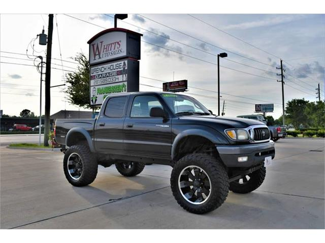 Picture of '02 Tacoma - $10,500.00 Offered by  - QJ26