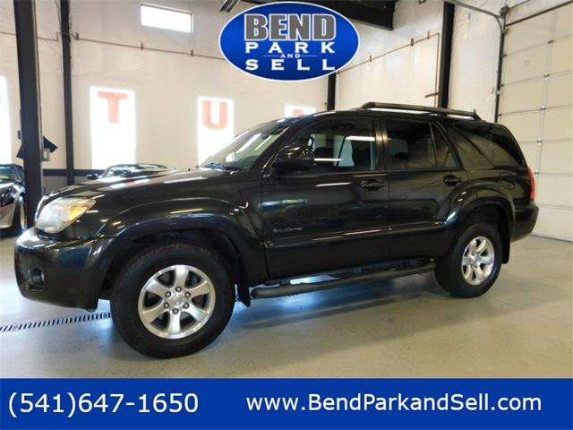 Picture of 2007 Toyota 4Runner located in Bend Oregon Offered by  - QJ2C