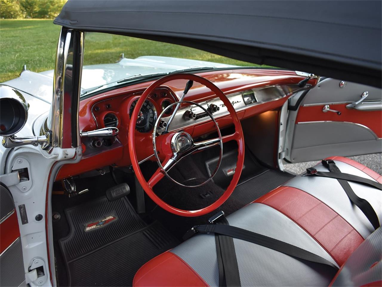 Large Picture of '57 Bel Air - QJ2I