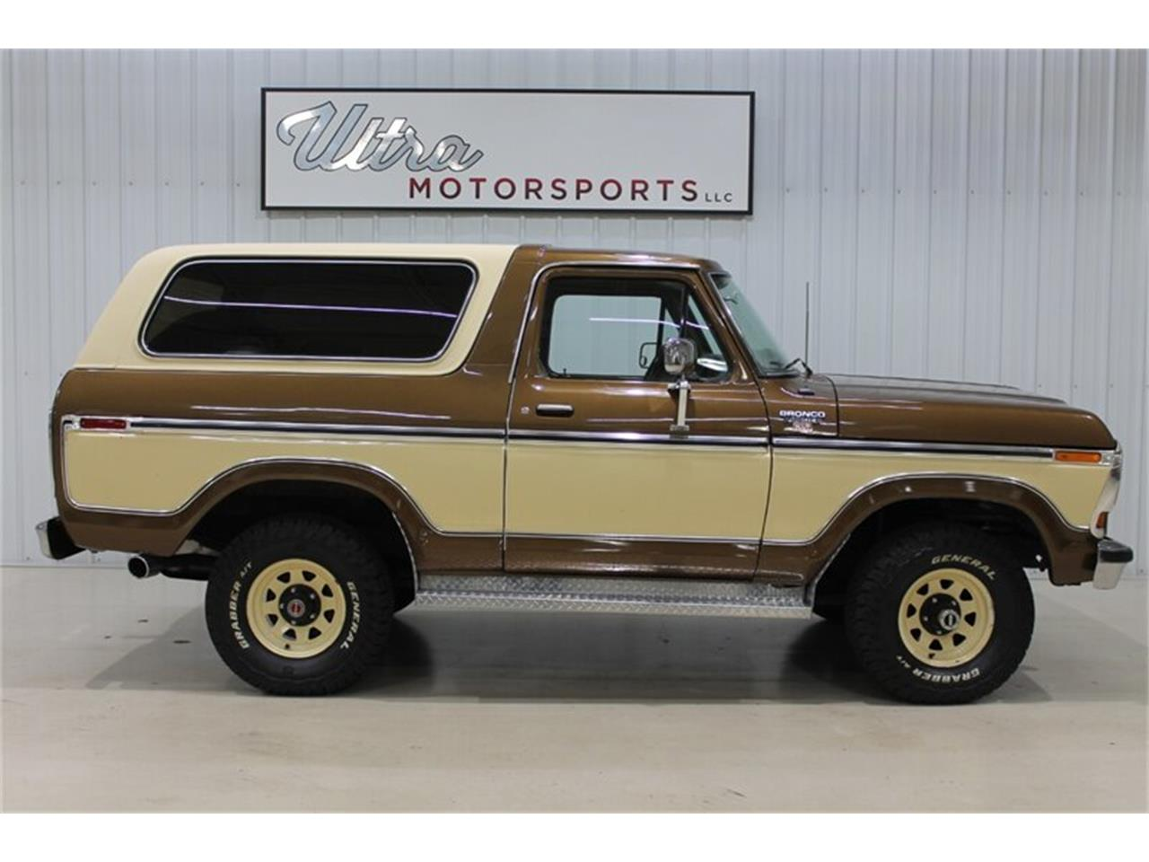 Large Picture of '78 Bronco - QJ2L