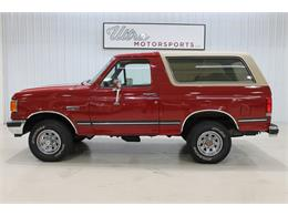 Picture of 1989 Bronco located in Fort Wayne Indiana Offered by Ultra Motorsports - QJ2N