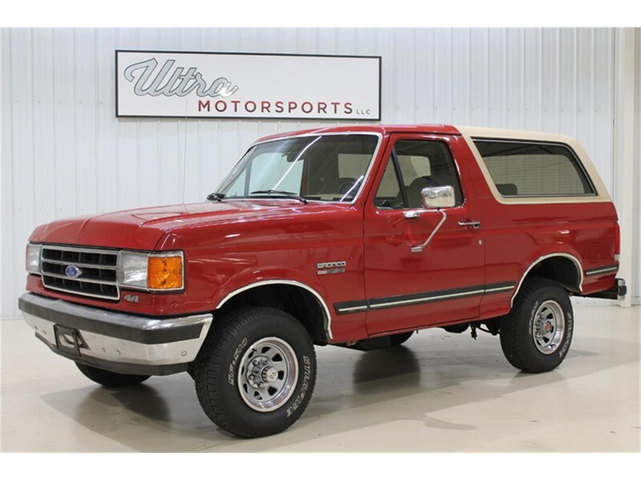 Large Picture of '89 Bronco - QJ2N