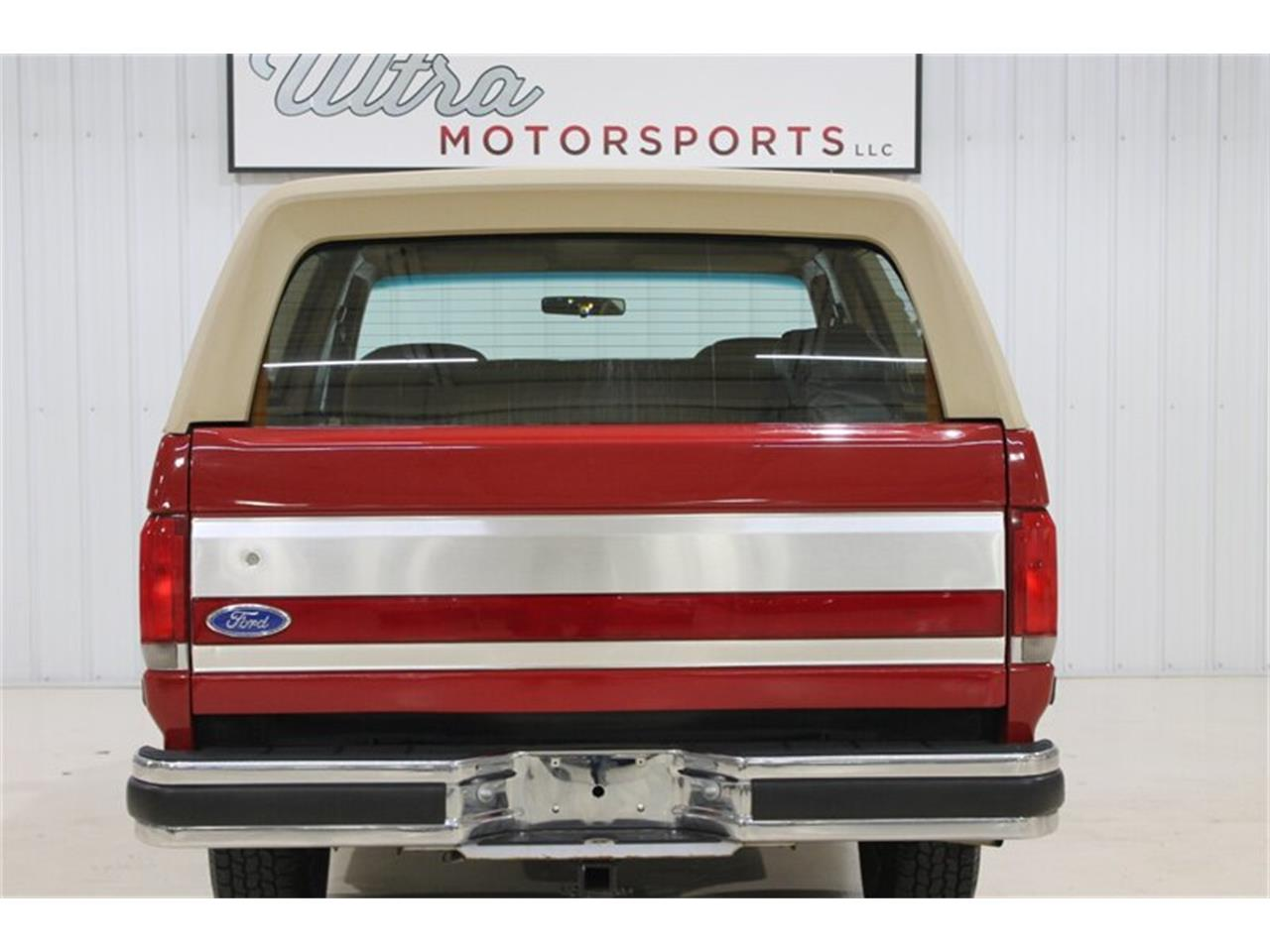 Large Picture of '89 Ford Bronco - QJ2N