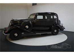 Picture of Classic '35 Studebaker Dictator located in Waalwijk noord brabant Offered by E & R Classics - QJ2R