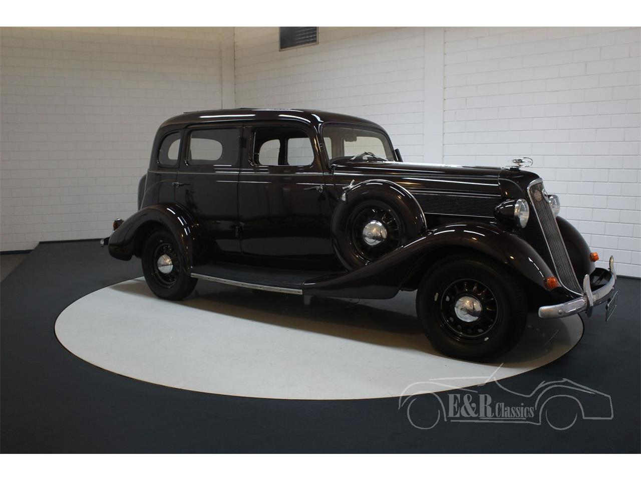 Large Picture of 1935 Studebaker Dictator - QJ2R