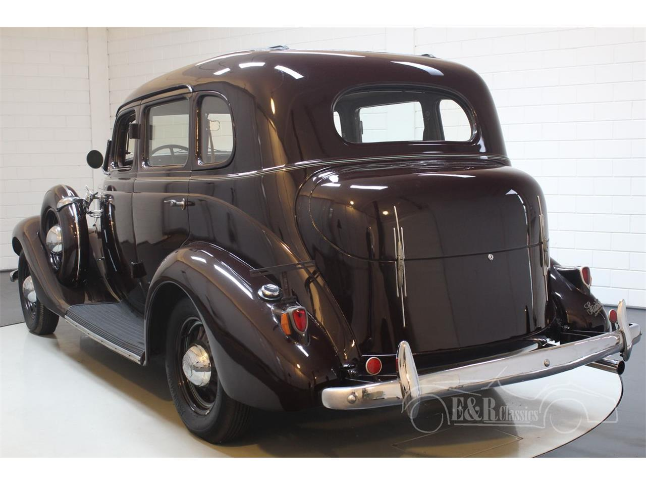 Large Picture of Classic 1935 Studebaker Dictator located in Waalwijk noord brabant Offered by E & R Classics - QJ2R