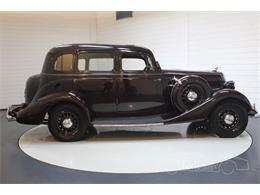 Picture of Classic 1935 Studebaker Dictator - $33,800.00 Offered by E & R Classics - QJ2R