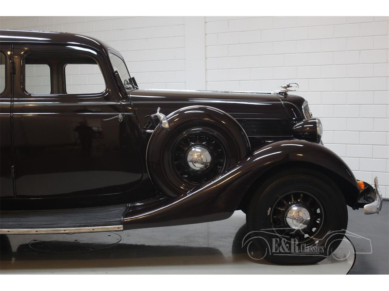 Large Picture of '35 Studebaker Dictator - QJ2R