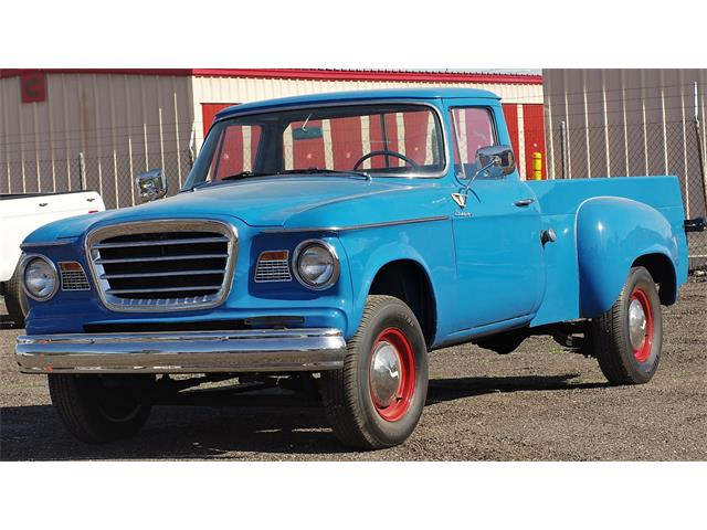 Picture of Classic '60 Studebaker Champ Offered by a Private Seller - QJ34