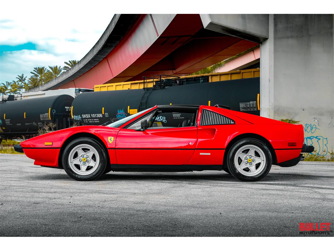 Large Picture of 1985 308 GTS located in Florida - $60,000.00 Offered by Bullet Motorsports Inc - QJ3G