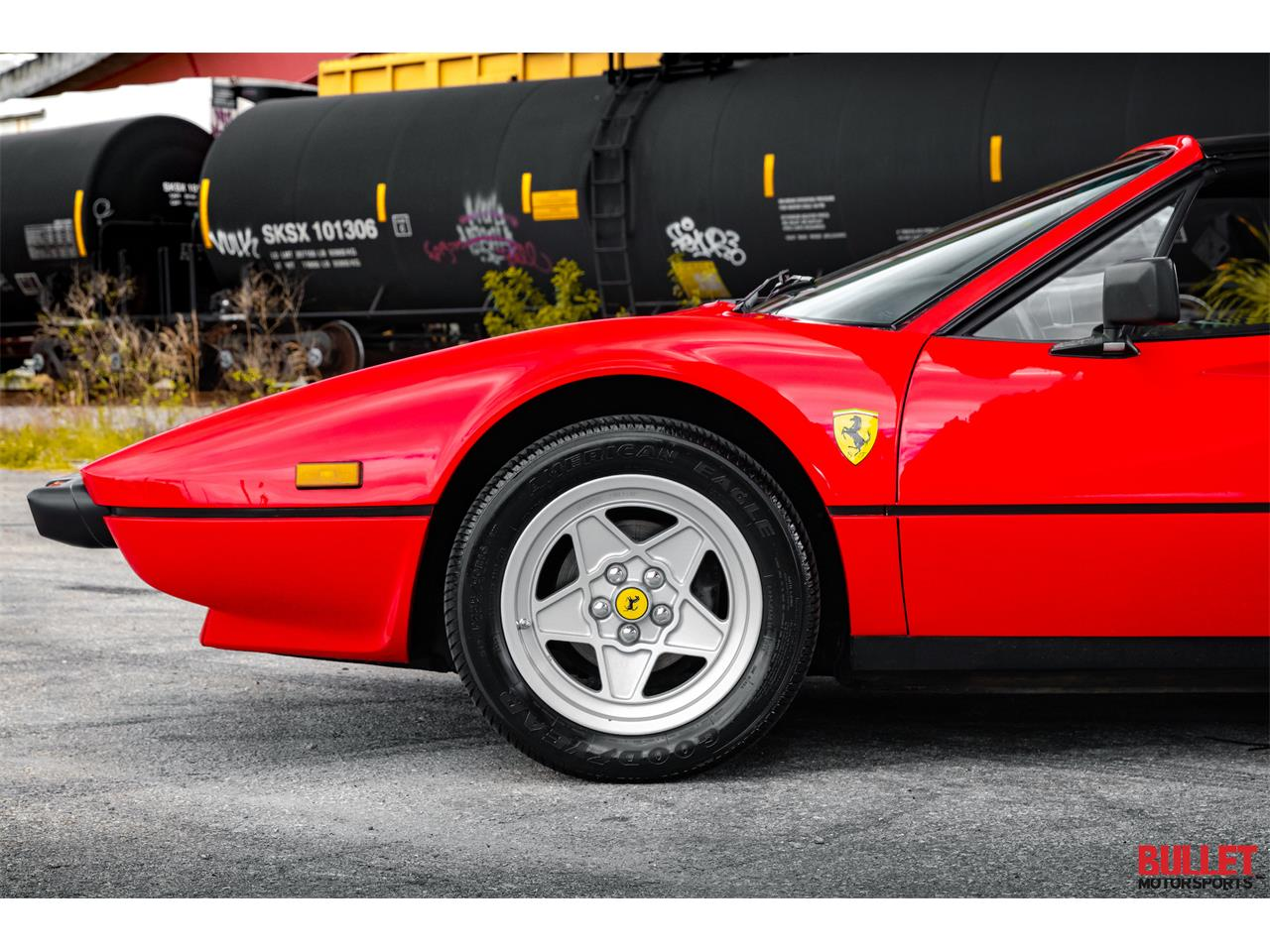 Large Picture of '85 Ferrari 308 GTS - QJ3G