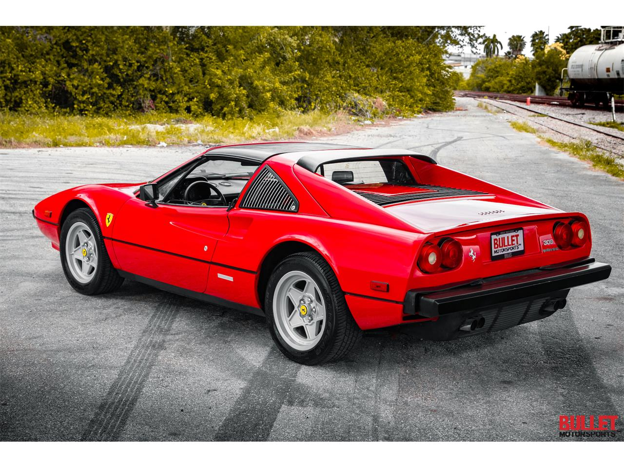 Large Picture of 1985 Ferrari 308 GTS located in Fort Lauderdale Florida - $60,000.00 Offered by Bullet Motorsports Inc - QJ3G