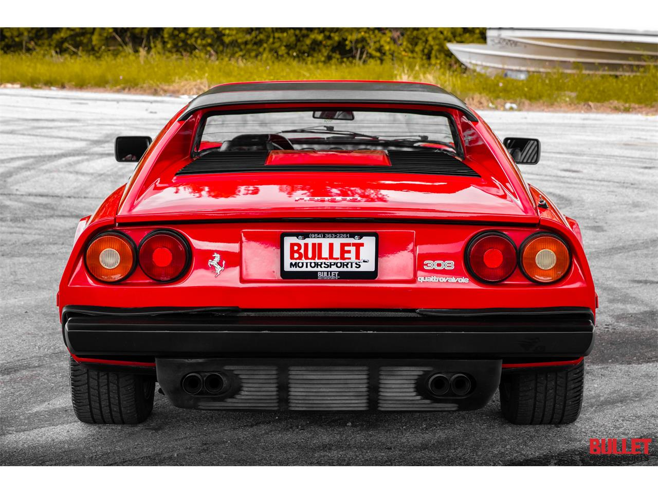 Large Picture of '85 Ferrari 308 GTS located in Fort Lauderdale Florida - $60,000.00 - QJ3G