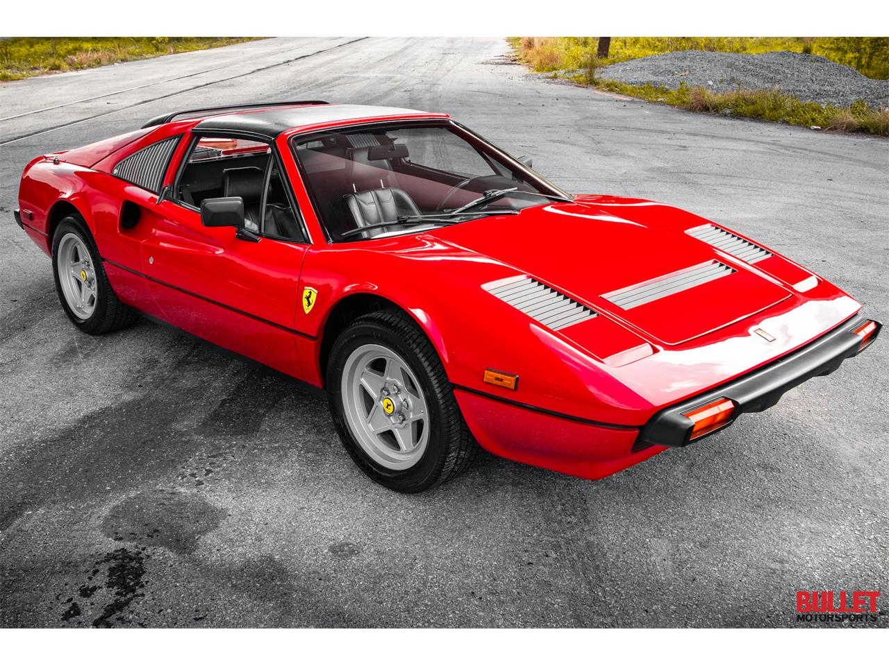 Large Picture of '85 Ferrari 308 GTS located in Florida - $60,000.00 Offered by Bullet Motorsports Inc - QJ3G