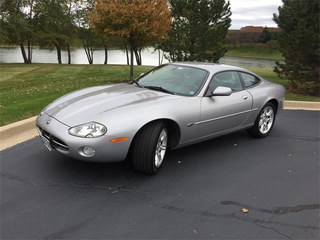 Picture of '01 XK8 - QJ3N