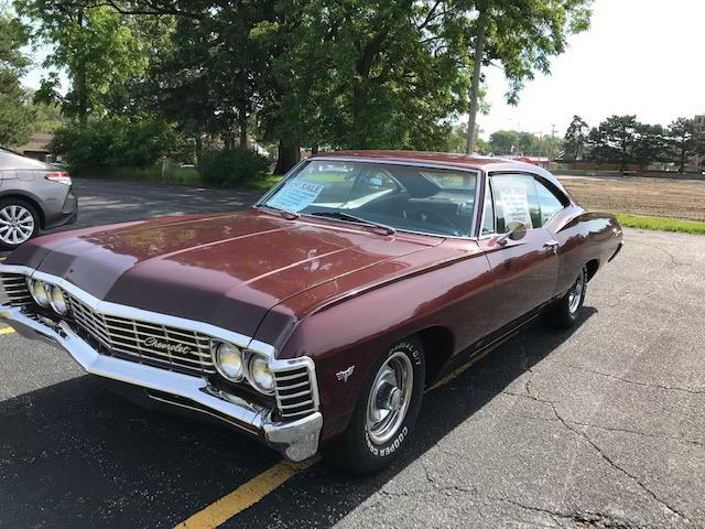 Picture of 1967 Impala located in Munster Indiana Offered by a Private Seller - QJ43