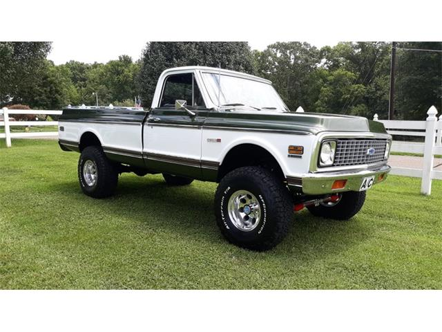 Picture of Classic 1971 Chevrolet Pickup Offered by  - QJ4F