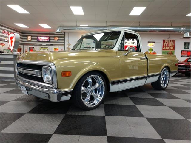 Picture of '70 C10 - QJ4H