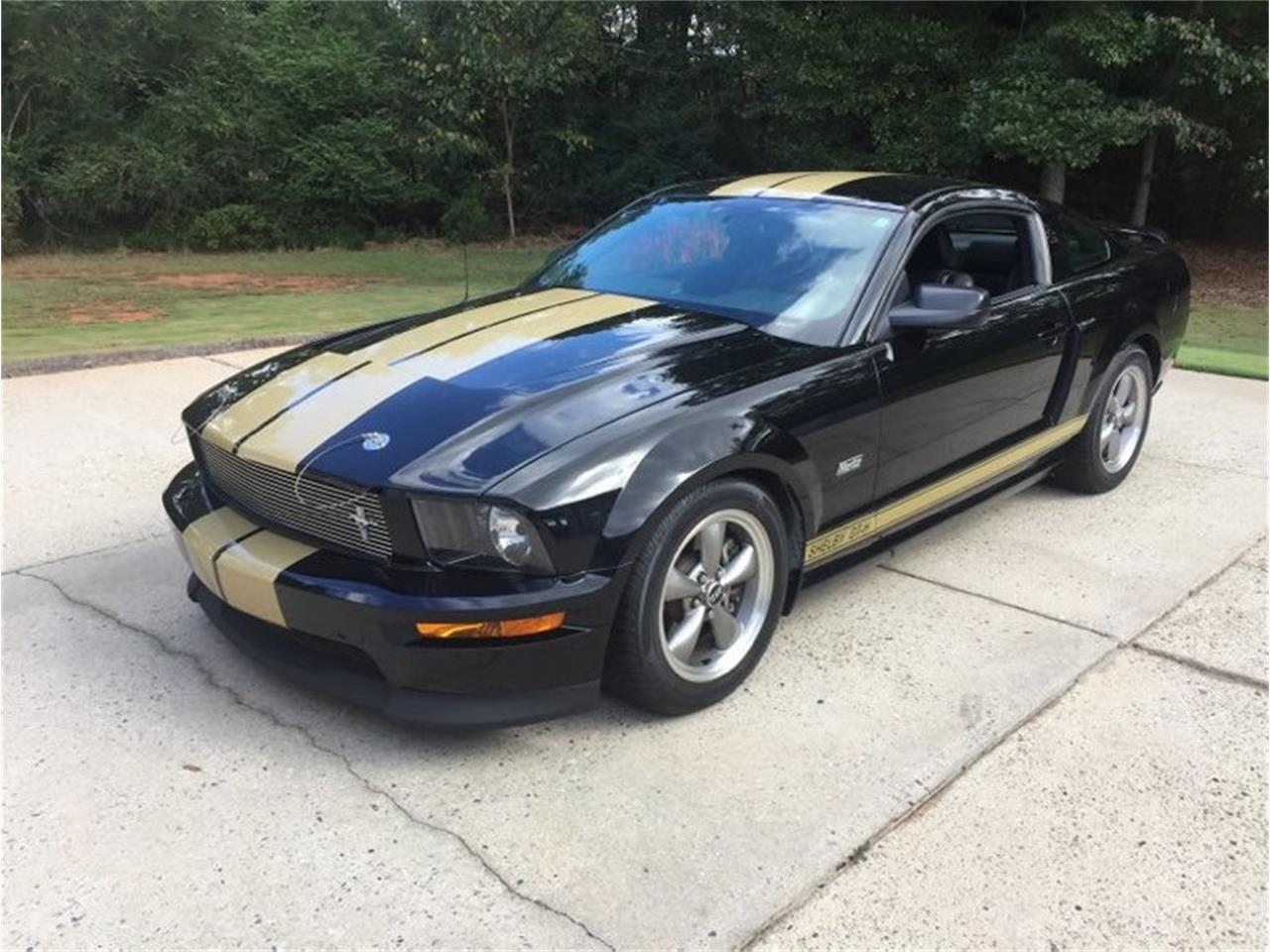 Large Picture of '06 Mustang - QJ4Q