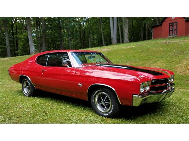 Picture of '70 Chevelle - QJ4Y