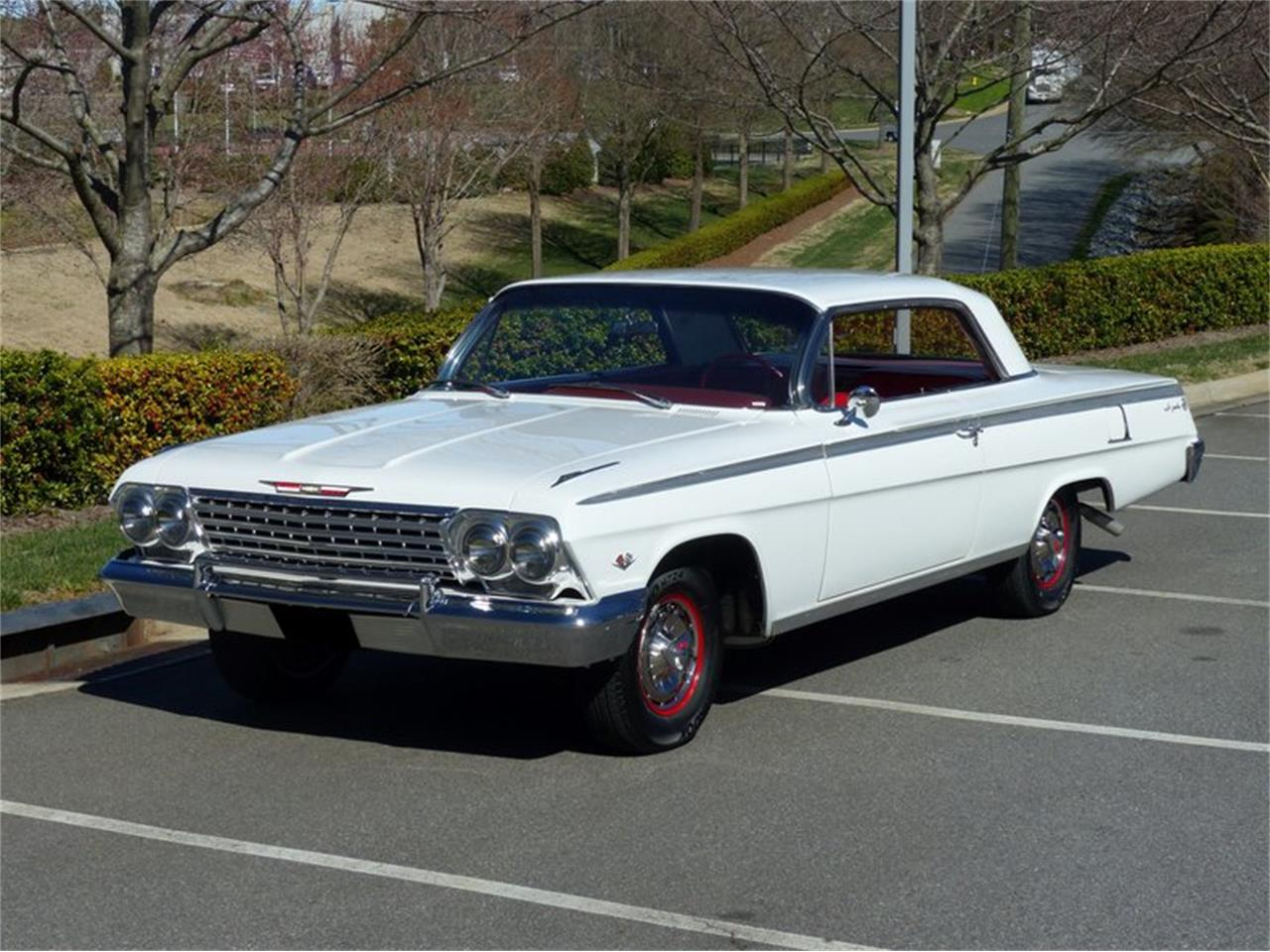 Large Picture of Classic 1962 Chevrolet Impala located in Greensboro North Carolina Auction Vehicle Offered by GAA Classic Cars Auctions - QJ58