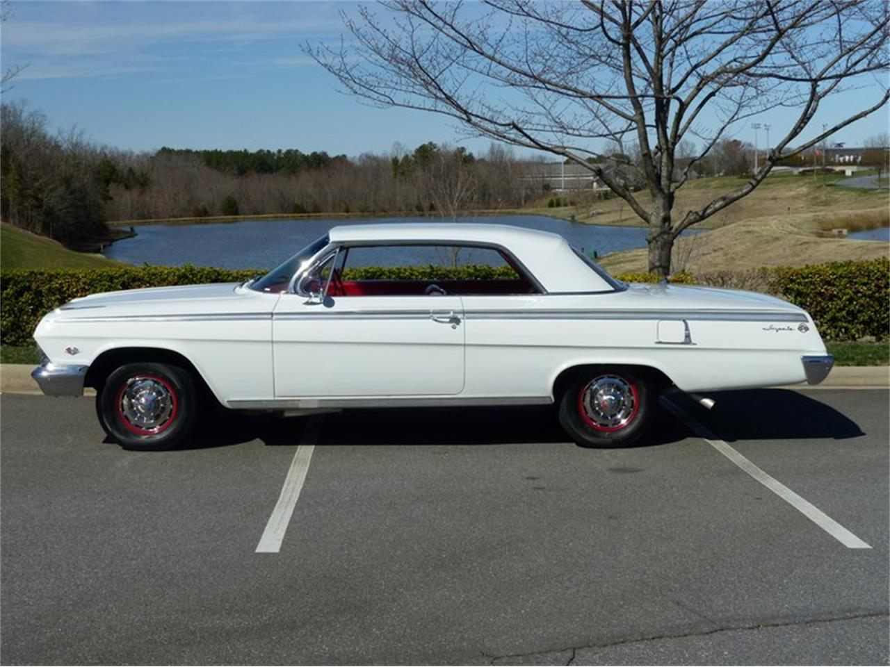 Large Picture of 1962 Chevrolet Impala Auction Vehicle - QJ58